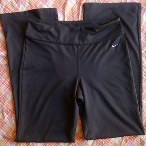 New, Nike Dri-Fit Gray Training Pants